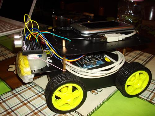 Arduino Robo-Car