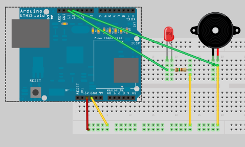 Arduino Gmail Notifier