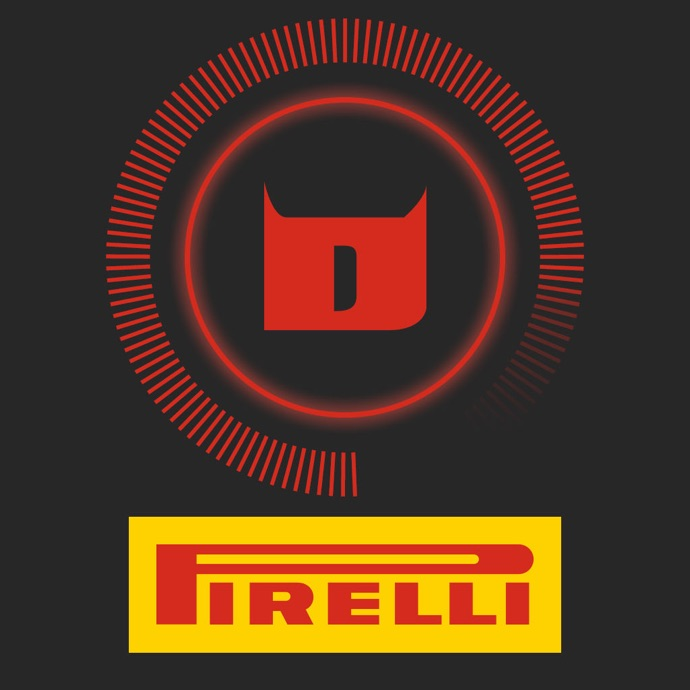 Pirelli Diablo App for iPhone/Android