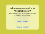 Swift - Use ReplayKit to record a movie from your app