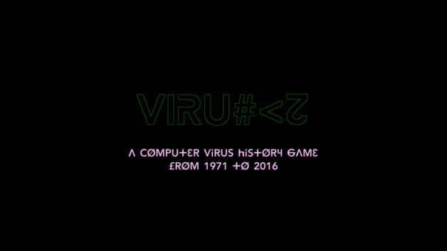 [App] Viruz game for iOS